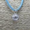 Kép 1/7 - kis ezüst angyalhívó csengő