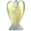 Kép 5/8 - Opálból faragott angyal szobor.