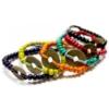 Kép 2/4 - Több féle színben elérhető feng-shui érmés szerencsekarkötők