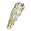 Kép 2/3 - kis méretű fehér zsálya növényi füstölő köteg