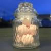 Kép 2/2 - konyhai üveg tároló edény