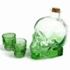 Kép 1/6 - különleges koponya alakú italos készlet