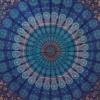 Kép 4/4 - kék mandala lakástextil