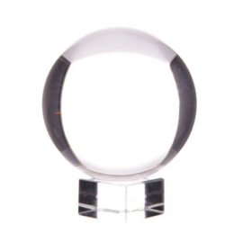 Üveggömb - 10 cm-es