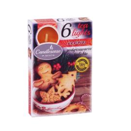 Karácsonyi illatok - 6 db-os illatmécses szett - több illatban