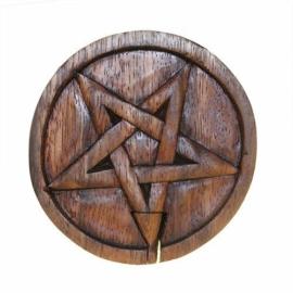 pentagram titokdoboz