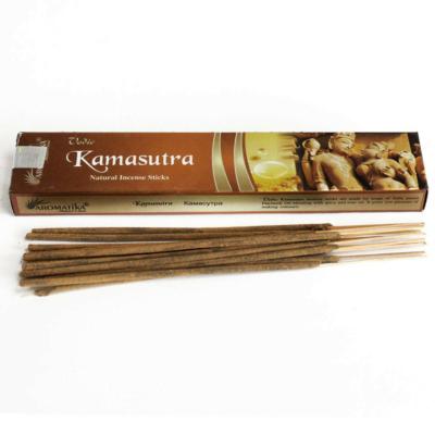 Kamaszutra érzéki füöstölő pálcák