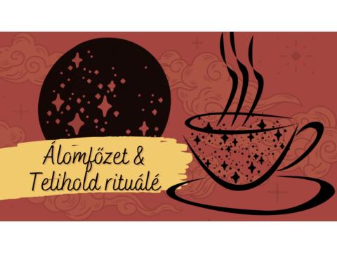Álomfőzet recept és Álomkérő telihold rituálé