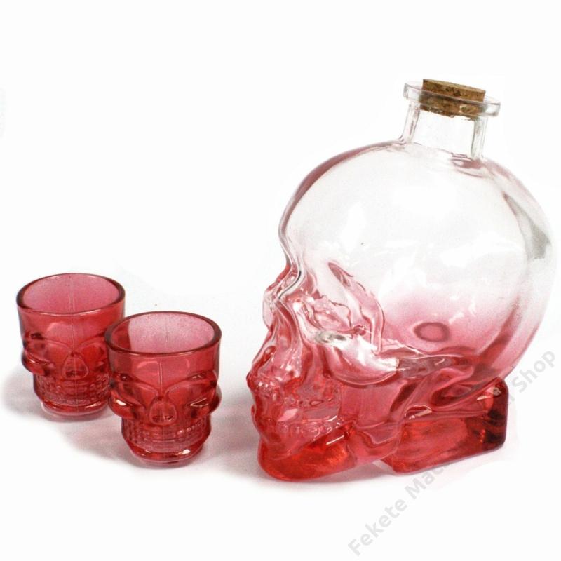 különleges italos készlet
