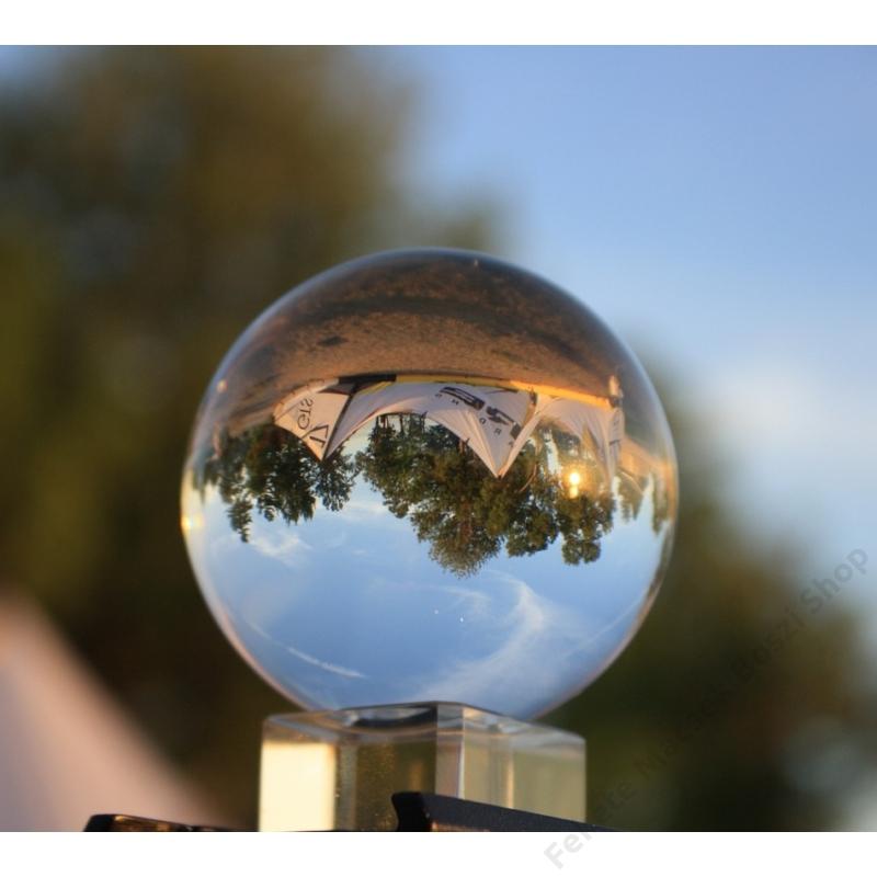 üveggömb