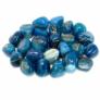 Kép 1/4 - kék ónix rúna kövek