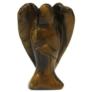 Kép 6/7 - Tigrisszemből készült kristályangyal figura.