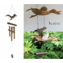 Kép 4/9 - Kacsa figurás bambusz harang.