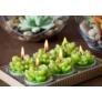 Kép 7/7 - ötletes dekorációhoz kaktusz gyertya