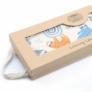 Kép 10/13 - Teljesen természetes anyagokból készült, így gyerekeknek is ideális, például ez az aranyos lajháros.